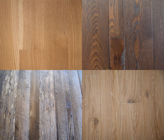 Wood - Species - Oak
